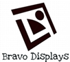 Bravo Displays Logo