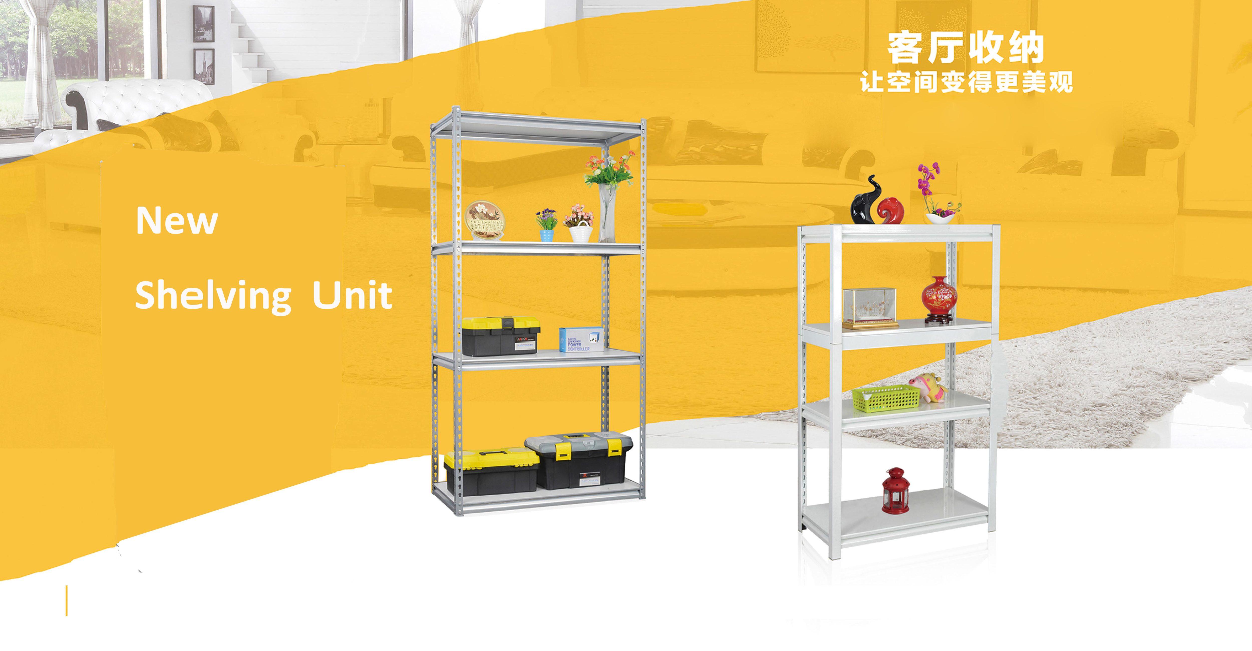 china rivet shelf